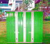 G6040 green storage from Grace metal shed factory