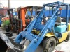 Used Mini wheel loader komatsu