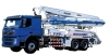 XCMG HB37/A/B concrete pumps
