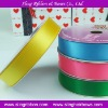 100% Colorful polyester satin ribbon Wholesale For Webbing