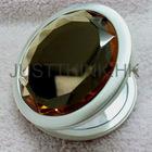 Customized Crystal Cosmetic Pocket Mirror FZ-CST-0039