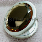 Customized Crystal Cosmetic Pocket Mirror FZ-CST-0039