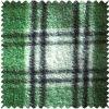 Tartan Wool/polyester Garment Fabric