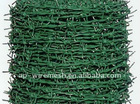 PVC Coated barbed wire with high quality