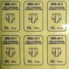 High quality Garment printing labels