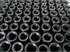 Grade K55 tubing and casing couplings