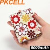 PKCELL USB Universal Mobile Phone Travel Charger 6000mAh