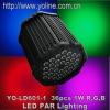 DMX PAR 36 LED