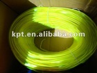 supermarket best seller 2.0mm yellow el wire with welt