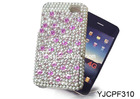 Fancy rhinestone cell phone cases for Iphone