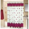 PEVA / PVC / EVA shower curtain