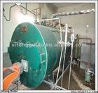 WNS 3 Pass Boiler