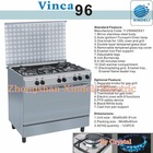 Free Standing Oven Base Model