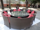 Outdoor furniture Set Patio Sofa