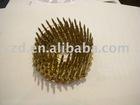 brass coated welding wire