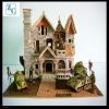Polyresin Castle