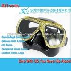 Dongguan professional custom scuba mask factory,underwater diving equipment