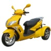 125CC EEC Tricycle Scooter/trike EEC scooter