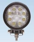 24W round LED work light