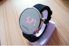 factory led mirror watch for gifts