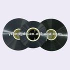 Zinc aluminum metallized polypropylene film for AC motor capacitors