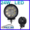 Hot Sale 24W Round Led Work Light