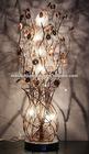 2012 modern art vase table lamp