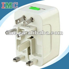 All-in-One Travel Power Plug Adapter for US, UK,EU,AU(IMC-CDIP-0239)
