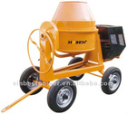SM260 with Electric Start Diesel Engine 6.6HP 260L Cement Mixer