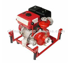 firefighting water pump
