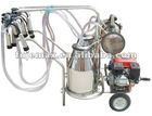 Gasoline Engine Milking Machine