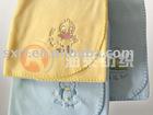 Supply embroidered fleece blanket cartoon children