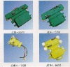 Enclosed conductor rails Insulated Current collector