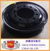 tube steel wheel rim