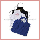 2012 high quality cheap promotion cotton apron