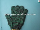 Knitted Cotton Gloves for Working Safety