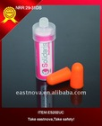 Eastnova ES202UC ear plug with plastic tube with ANSI