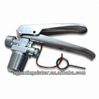 CO2 fire extinguisher stainless steel valve;fire fighting equipment