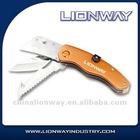 3 in 1 multi-function Folding Knife