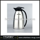 FAYREN 1500ML Stainless Steel vacuum teapot
