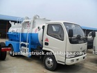 Waste Food collection garbage truck
