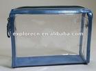 Shiny pvc bag designer bag