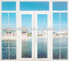 PVC Sliding door with fly screen