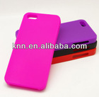 hot selling silicone back panel for iphone5