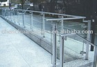 Glass Balcony-Aluminium or Stainless Steel