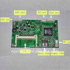 Advertising player board (support CF card , SD card, USB flash driver)
