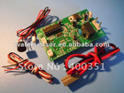 Coin acceptor operated timer control board