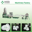 Vented Plastic Recycling Machine