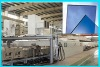 architectural glass of low E vacuum coating machine
