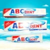 (AC50) ABC DENT whitening toothpaste